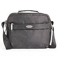 Мужская сумка DYBAO 24х20х9 горизонтальная, ткань Полиэстр ксА2567