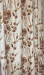 Портьерная ткань атлас-блэкаут № K-0180
