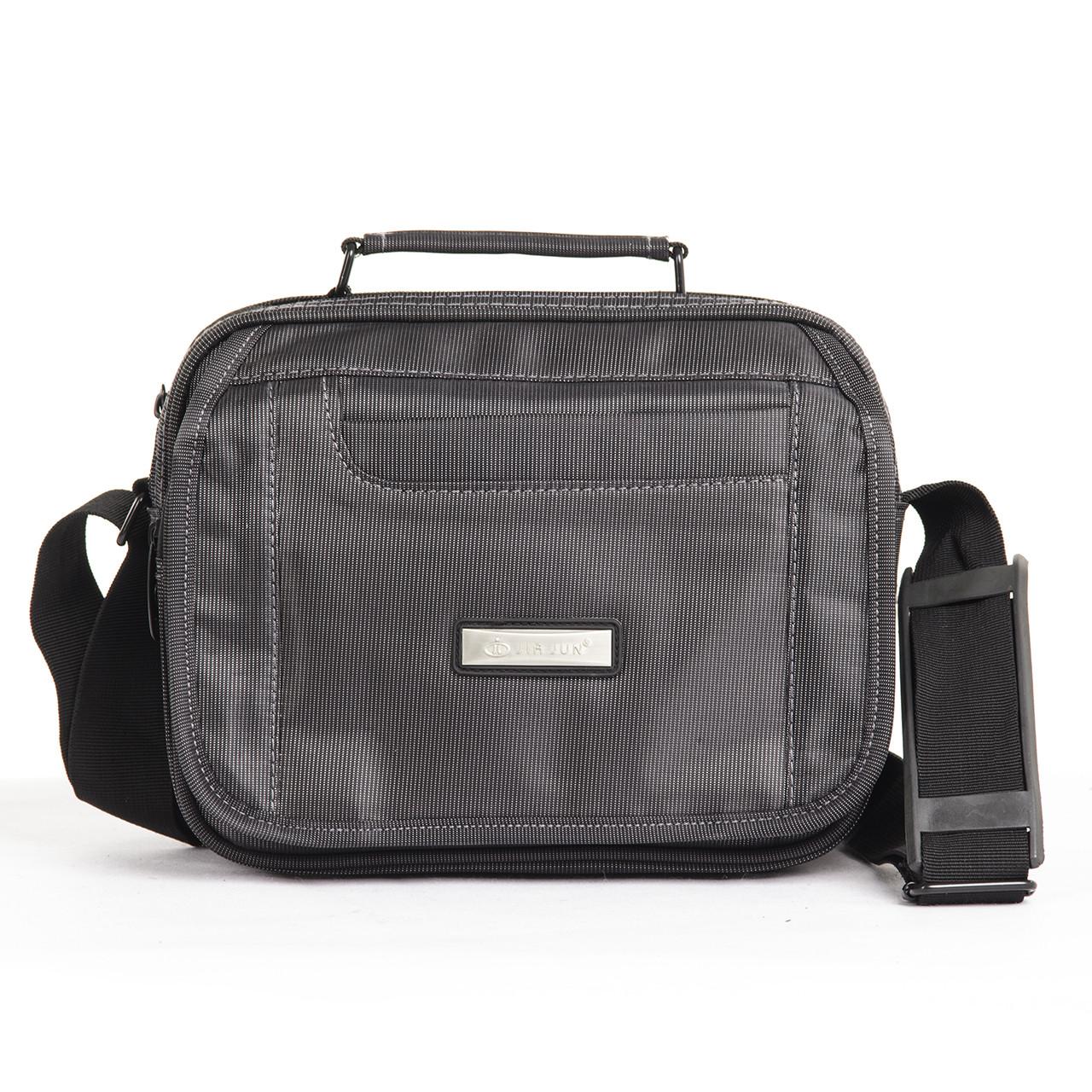 Мужская сумка Jia Jun 26х21х12 горизонтальная, ткань Полиэстр ксЖ802
