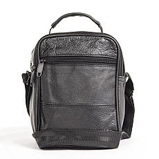 Мужская сумка BagHouse 21х18х12 вертикальная кожаная кс0516-2, фото 3