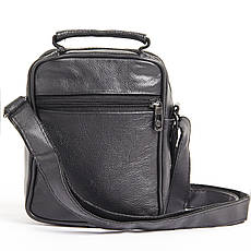 Мужская сумка BagHouse 14х18х10 вертикальная, кожа кс0418, фото 3