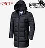 Куртка длинная зимняя