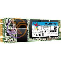 Твердотельный накопитель M.2 512Gb, A-Data Ultimate SU800, SATA3, 3D TLC, 560/520 MB/s (ASU800NS38-512GT-C)