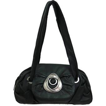 Жіноча сумка шкіряна BagHouse 1 відділення 33х18х12 до ТЛ0026