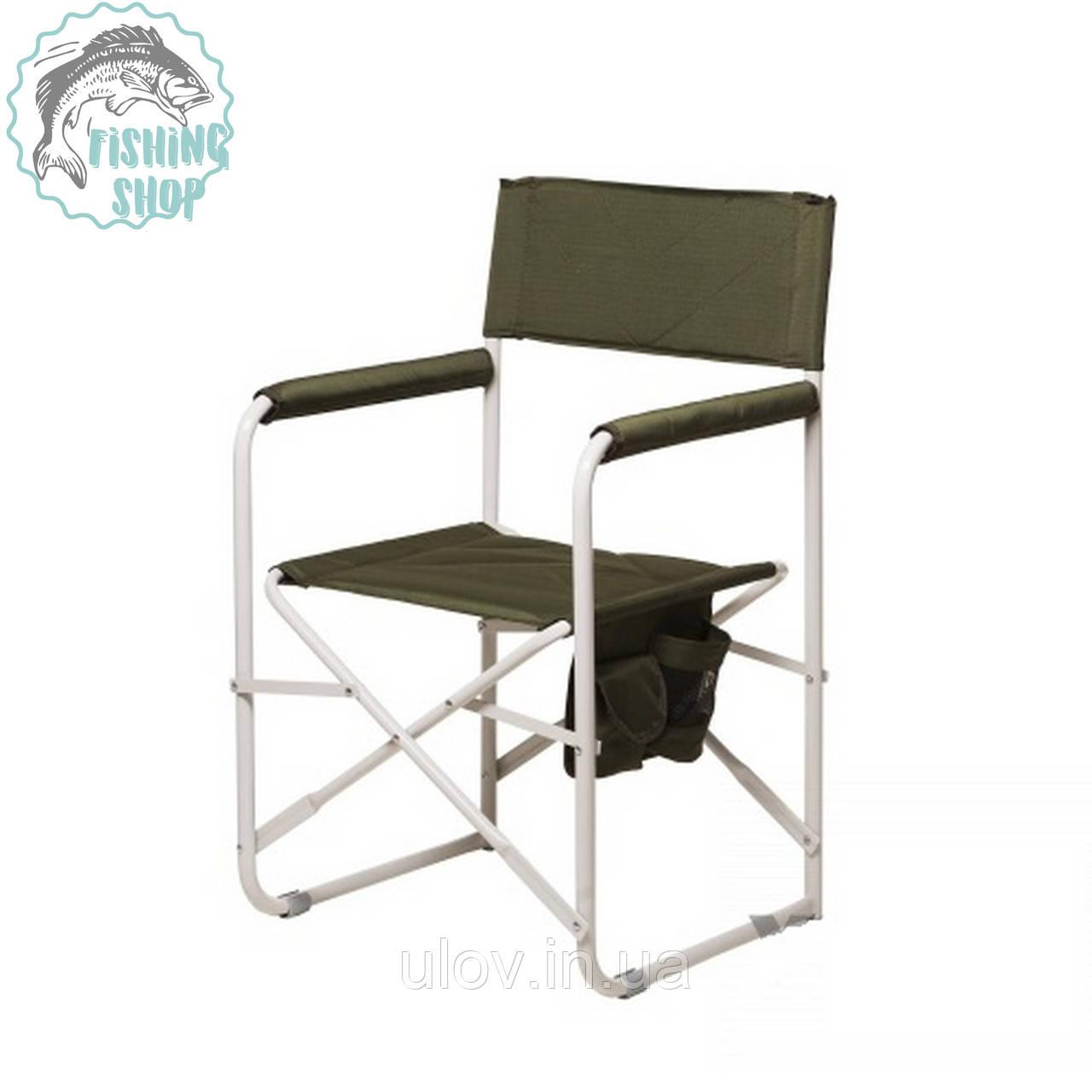 Кресло складное Режиссерский без полки (Хаки)