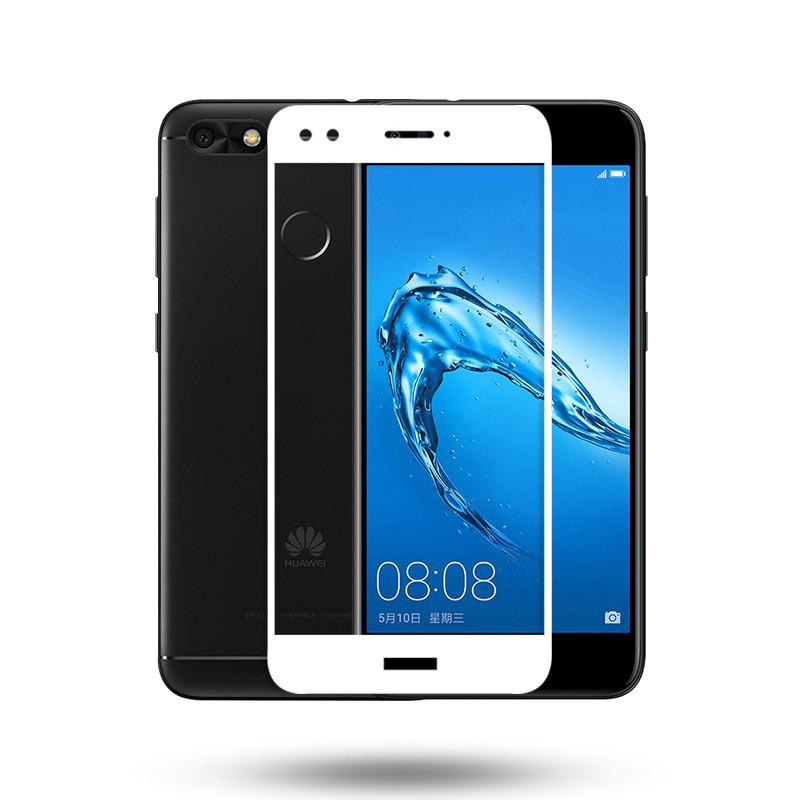 Защитное стекло Artis 2.5D CP+ на весь экран (цветное) для Huawei Y6 Pro (2017) / Nova Lite (2017)