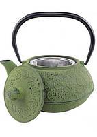 Заварочный чайник Peterhof PH-15624 green 0,9 л., фото 1