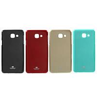 TPU чехол Mercury Jelly Color series для Samsung G615 Galaxy J7 Max
