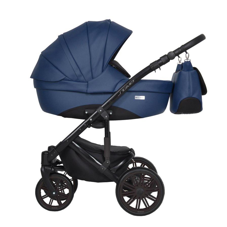 Дитяча коляска 2 в 1 Riko Sigma 07 Denim