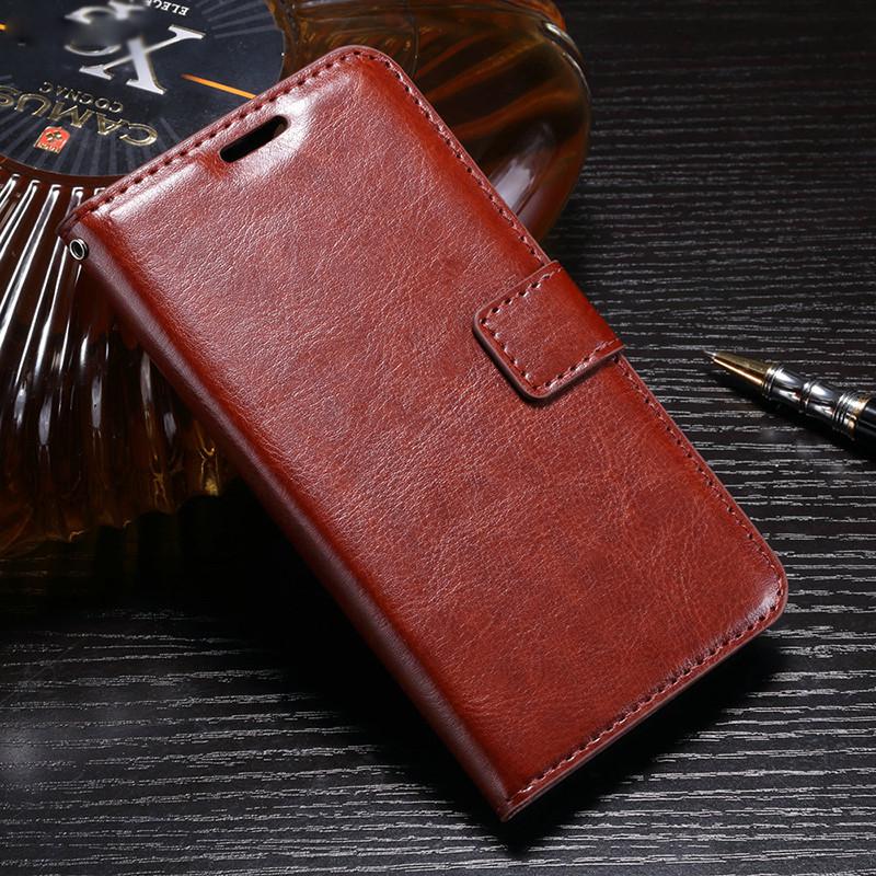 Кожаный чехол (книжка) ROCK Elite series для Huawei P10