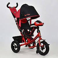 Велосипед трехколёсный Best Trike 7700B-6340, колеса резина