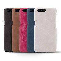 Кожаная накладка MOFI Heart Series для OnePlus 5