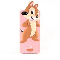 Силиконовый чехол «Disney» для iPhone 4/4S (Chip)