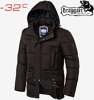 Куртка мужская Braggart Dress Code - 2161#2160 шоколад, фото 1