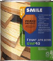 Грунт для дерева антисептирующий SWP-10 0.75л