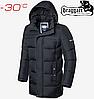 Зима куртка Braggart Dress Code - 2527#2526 графит