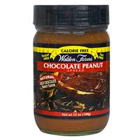 Масло Арахисово-Шоколадное Walden Farms в банке