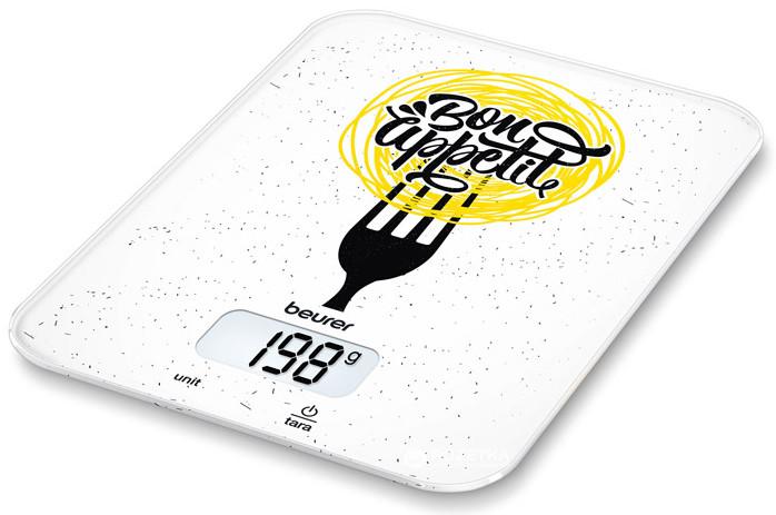 Весы кухонные Beurer KS 19 Bon Appétit