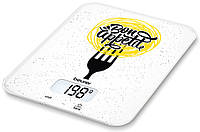 Весы кухонные Beurer KS 19 Bon Appétit, фото 1