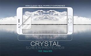 Защитная пленка Nillkin Crystal для Meizu M5s