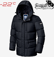 Классическая зимняя куртка Braggart Dress Code - 2609 графит