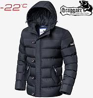 Зимний оригинальный пуховик Braggart