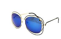 Солнцезащитные очки Aedoll Сине-черный (944 blue-black)