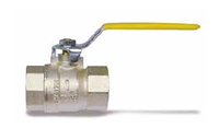 Кран шаровый газовый с внутренней резьбой Ду20