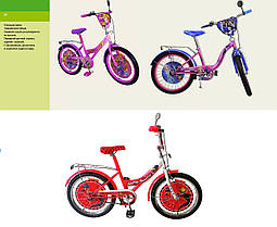Велосипед детсикй 20 дюймов Рапунцель, Принцессы