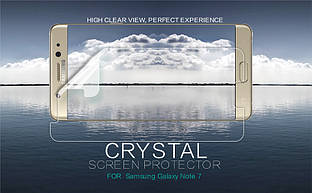 Защитная пленка Nillkin Crystal для Samsung N935 Galaxy Note Fan Edition