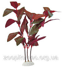 Растение для аквариума Ferplast (Ферпласт) Althernanthera Альтернантера пластик BLU 9077, 30 см