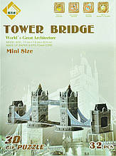 Конструктор - 3D Puzzle World's Great Architecture Tower Bridge