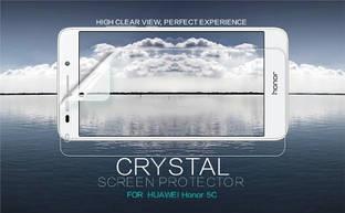 Защитная пленка Nillkin Crystal для Huawei Honor 5C / GT3