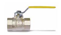 Кран шаровый газовый с внутренней резьбой Ду40