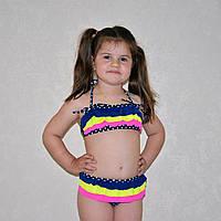 Детские купальники для девочек в Украине. Сравнить цены 2e97609153684