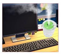 Увлажнитель воздуха USB Генератор Ультразвуковой  тумана ультразвуковой парогенератор 0340