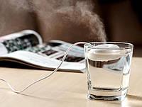 Увлажнитель воздуха USB фонтана Генератор Ультразвуковой  тумана ультразвуковой парогенератор 0340
