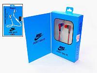 Наушники с Bluetooth NIKE (Bluetooth + флешка)