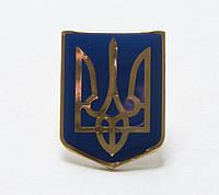 Значок Герб Украины большой