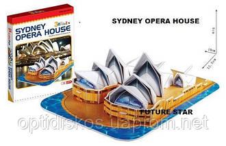 Конструктор - 3D Puzzle World's Great Architecture Сиднейская Опера (Sydney Opera House)
