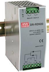 DR-RDN20 Mean Well Блок питания c функцией UPS для резервирования в системах с напряжением 24 В