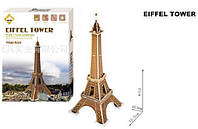 Конструктор - 3D Puzzle World's Great Architecture Эйфелева Башня (Eiffel Tower)