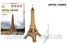 Конструктор - 3D Puzzle World's Great Architecture Эйфелева Башня (Eiffel Tower)