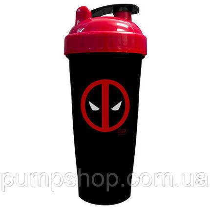Шейкер Perfect Shaker Hero Series Deadpool Shaker 800 мл ( США ), фото 2