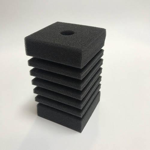 Сменная губка для аэрлифтного фильтра TopFish M 7x7х14cm