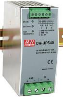 DR-UPS40 Mean Well Блок питания с функцией UPS для резервирования в системах с напряжением 24 В
