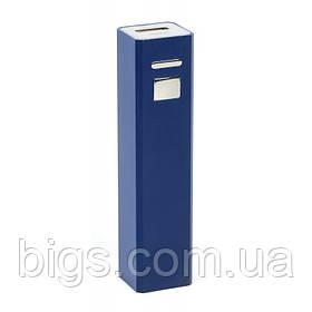 Power bank 2200 мА/ч Bergamo ( внешний аккумулятор ) Синий