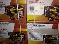 Поступили в продажу бензогенераторы Forte FG3800