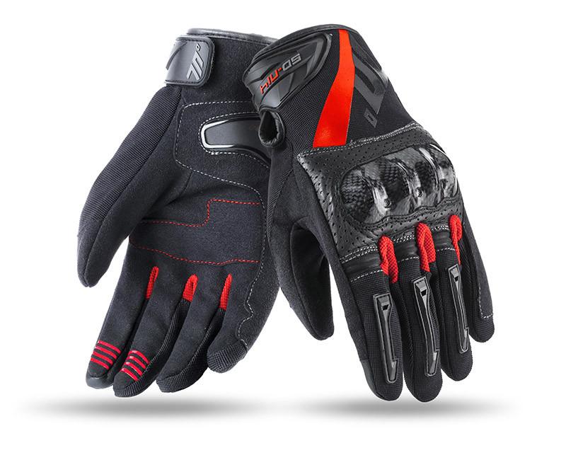Мотоперчатки Seventy SD-N14 Red