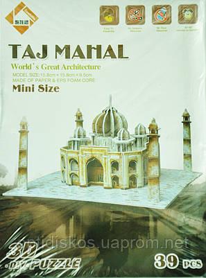 Конструктор - 3D Puzzle World's Great Architecture Тадж Махал (Taj Mahal), фото 2